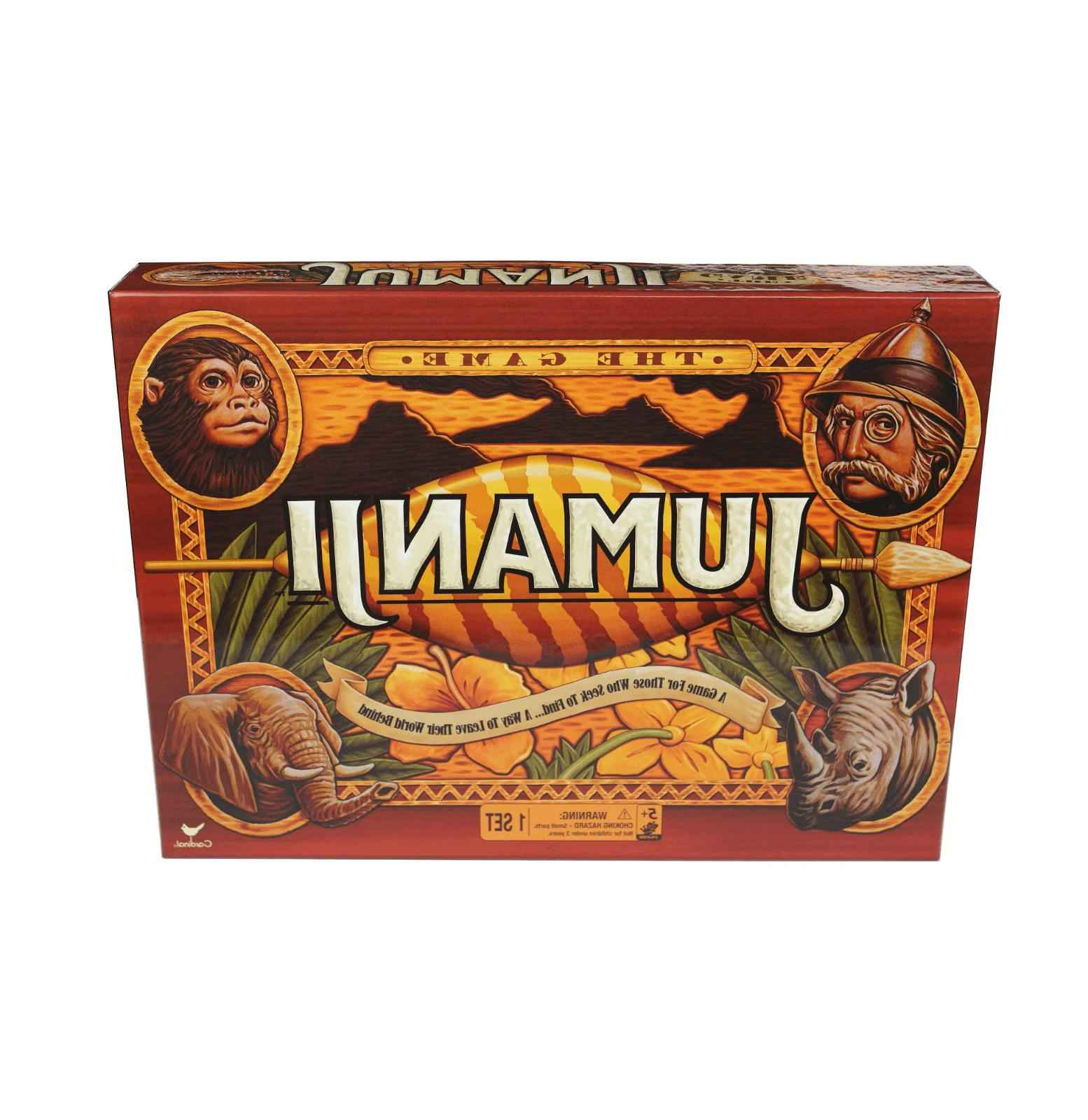 games jumanji the game action board game