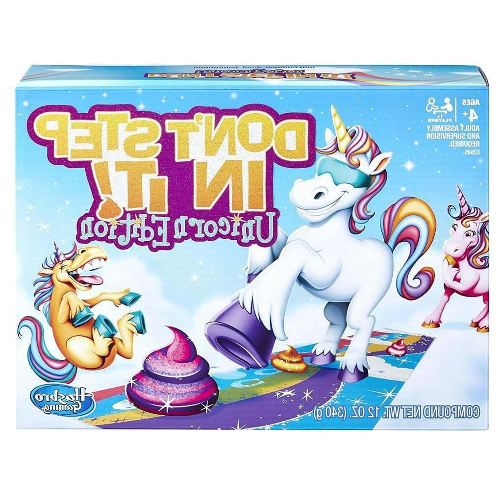 gaming don t step in it unicorn