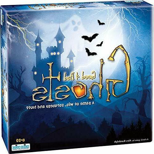 good and bad ghosts 2 player bluffing
