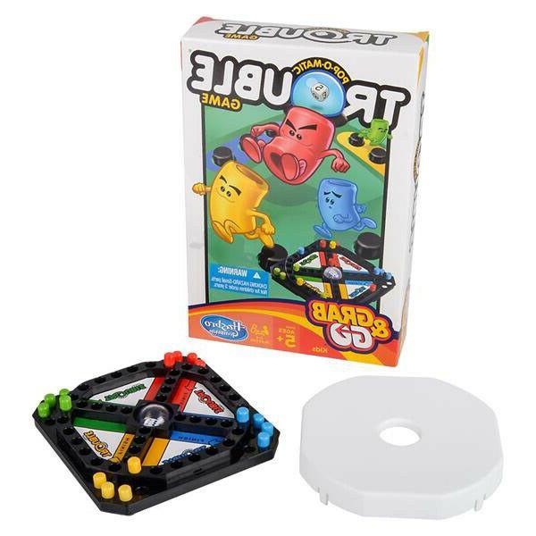 Hasbro and Go Assortment Portable Classic Toys