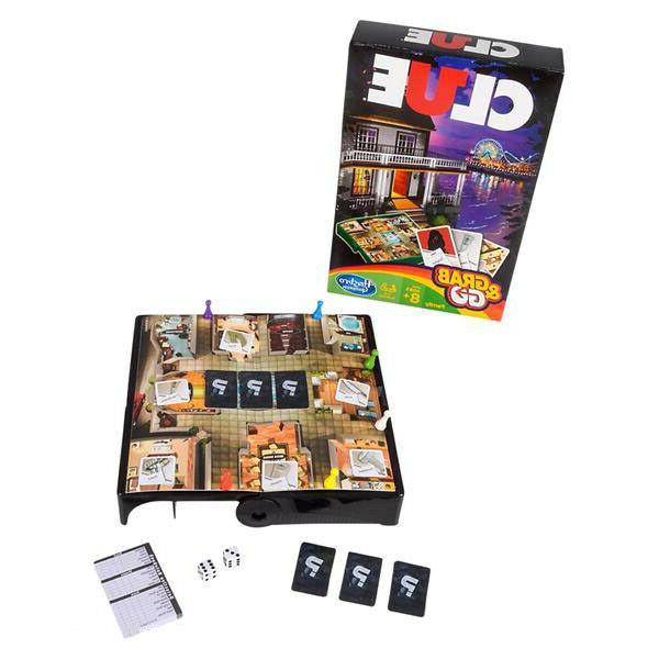 Hasbro Assortment Portable Classic Gifts