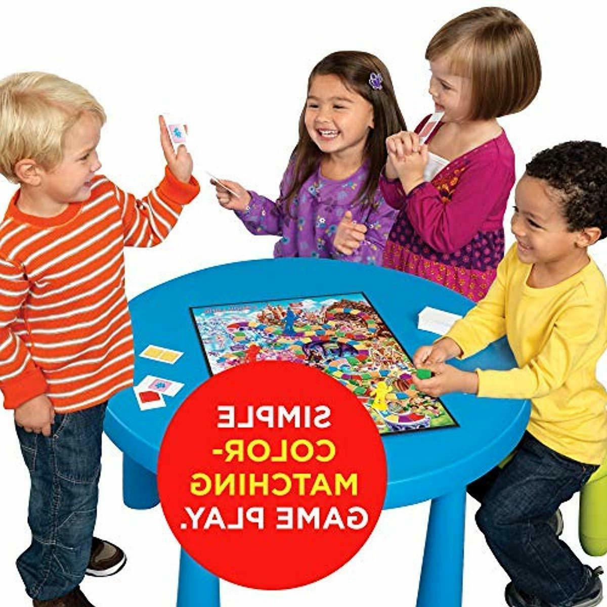 Hasbro Kingdom Sweet Board Game For Ages