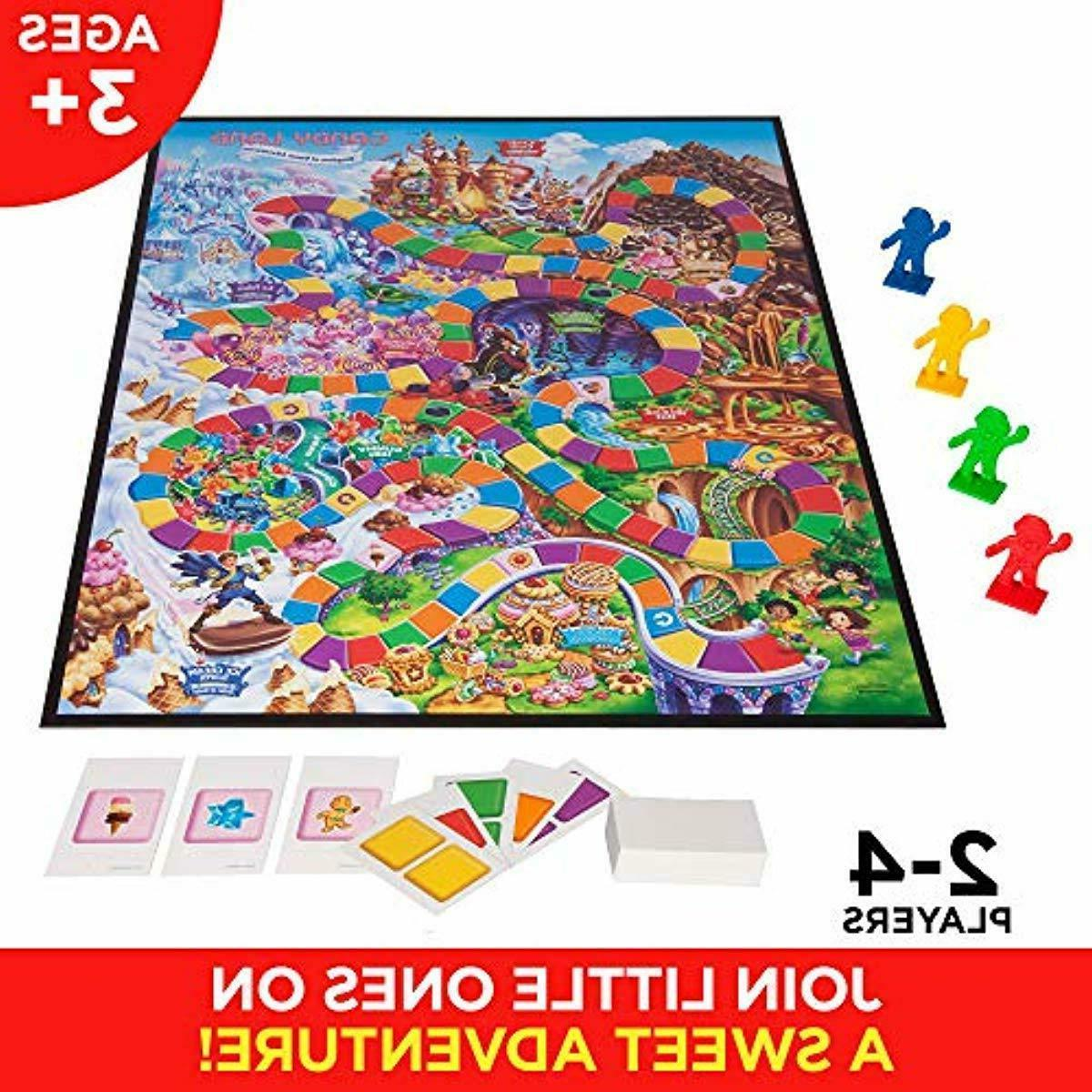 Hasbro Kingdom Of Sweet Board Kids