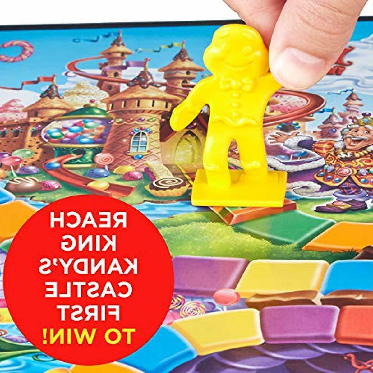 Hasbro Candy Land Kingdom Board Game Ages