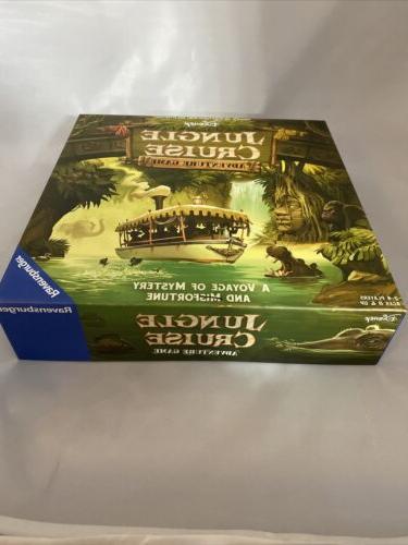 DISNEY JUNGLE CRUISE Board Games BRAND NEW NWT NIB