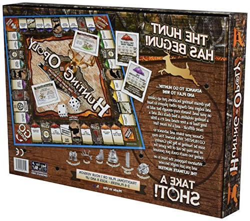 Hunting-opoly Board