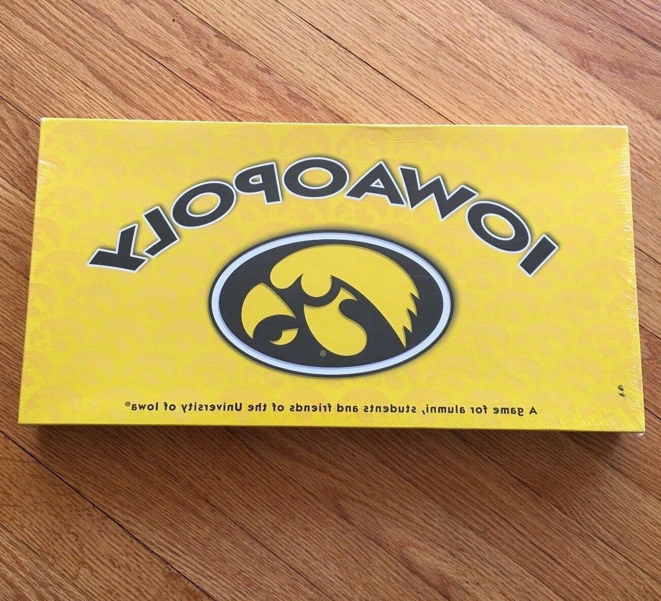 iowaopoly university of iowa hawkeyes board game