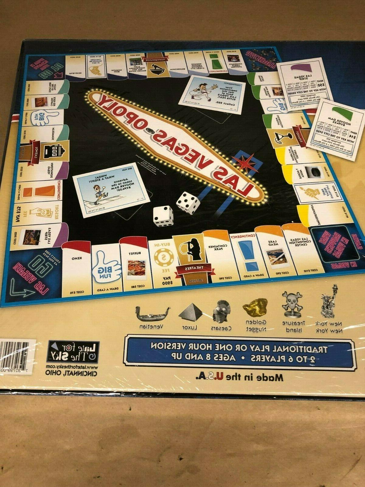 Late the - Board Game NEW - in