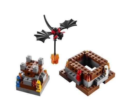 LEGO Lava Dragon Game