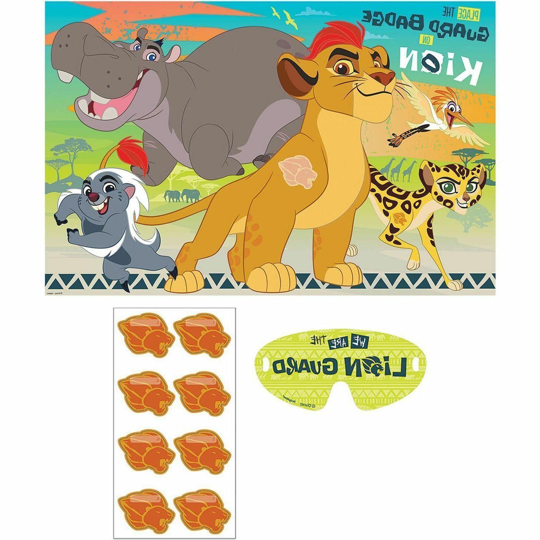 Lion Party Game Lion Supplies