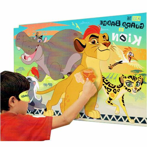 lion guard birthday party game