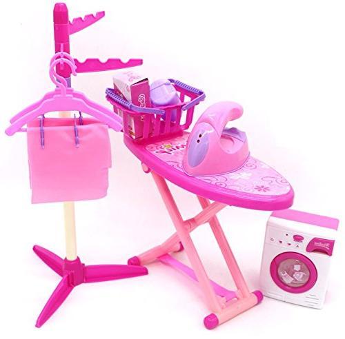 little treasures mommys helper pretend play washing machine