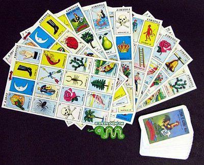 Loteria Boards 1 Game Clemente