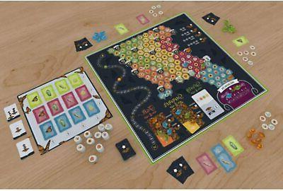 Mariposas Board Game Family Wingspan