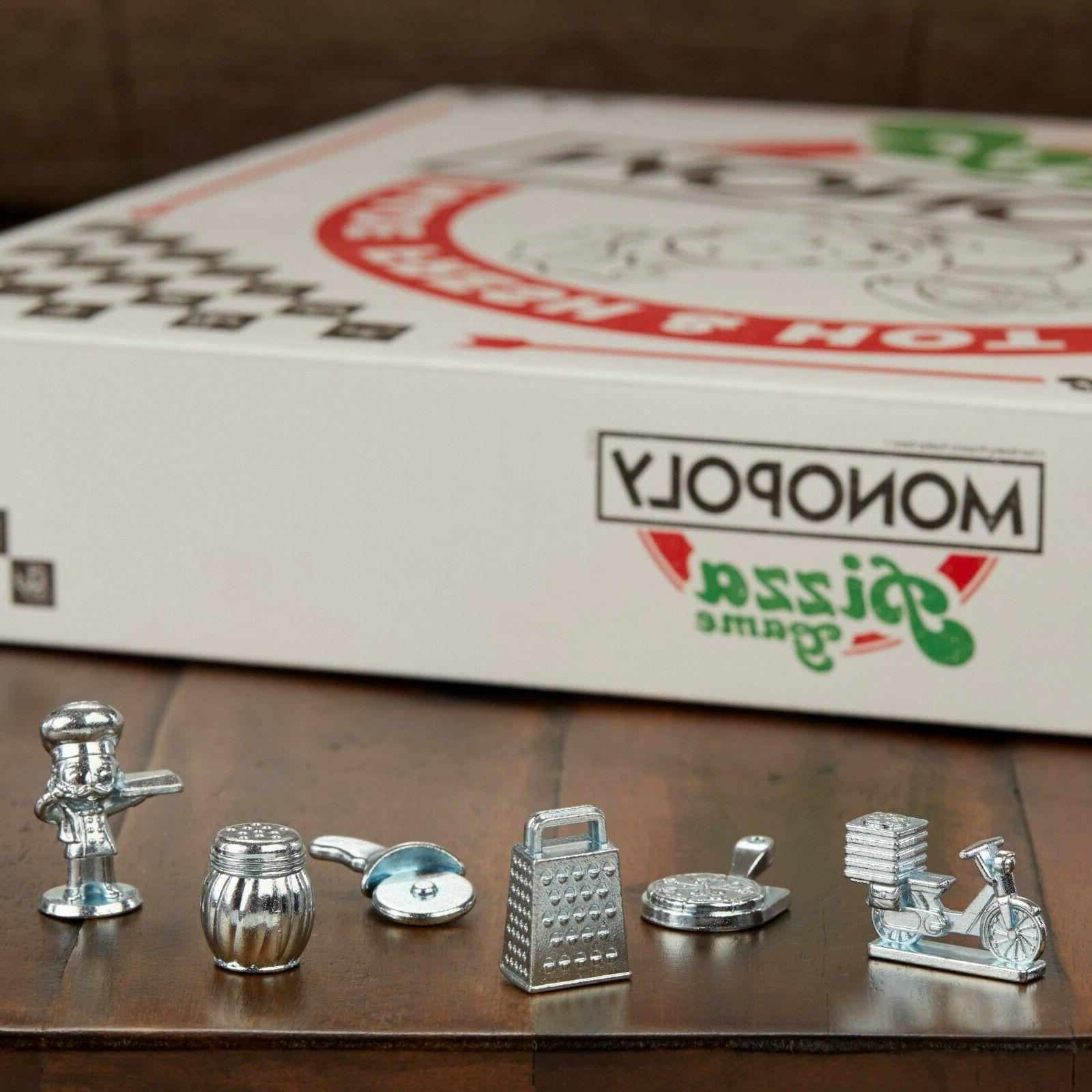 Monopoly Pizza Board - new! Priority Mail