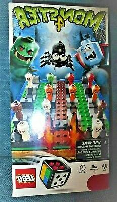LEGO Monster 4 Dice Board Game New Sealed