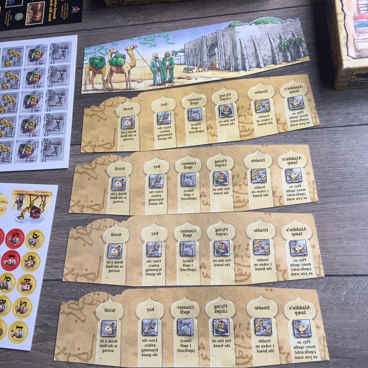 NEW Board Game Grande