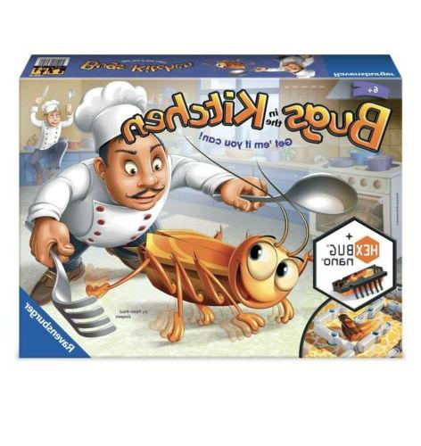 new bugs in the kitchen board game