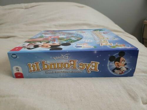 *NEW* Disney Eye It Board Game Spy Hidden New 6ft