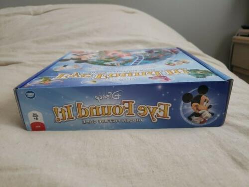 *NEW* Disney Eye Found It Spy Picture Game New