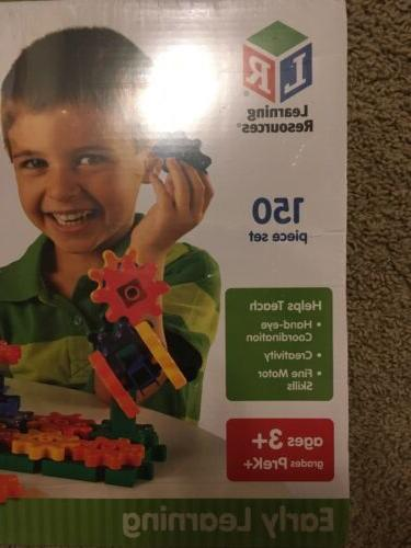 NEW Learning Gears! Gears! Building Set, Pieces -NIP