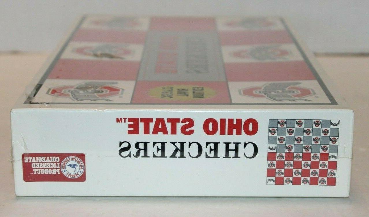 NEW SEALED Ohio State Checkers Edition FREE USA 6+
