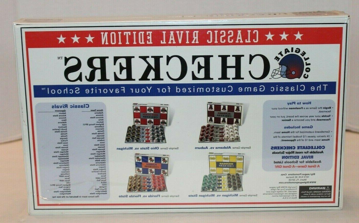 NEW Ohio Checkers FREE USA 6+