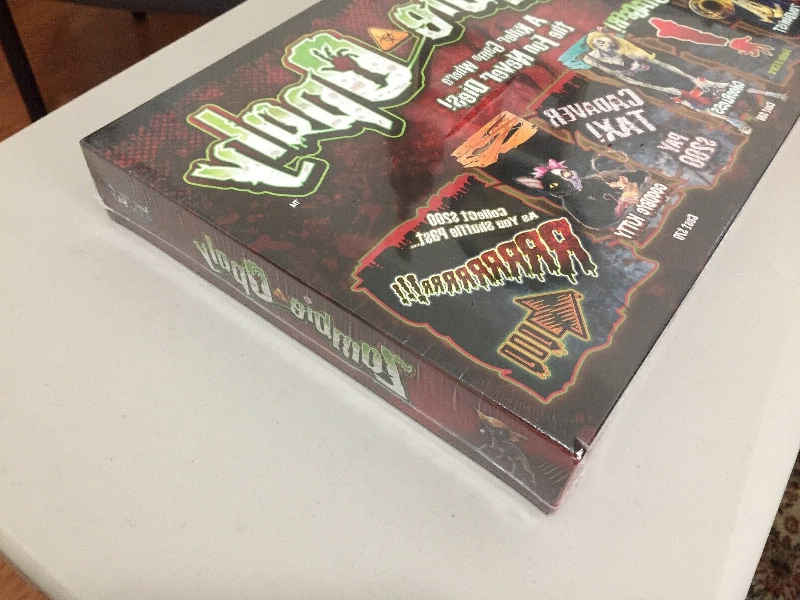 NEW ~ Zombie-Opoly Dead Undead