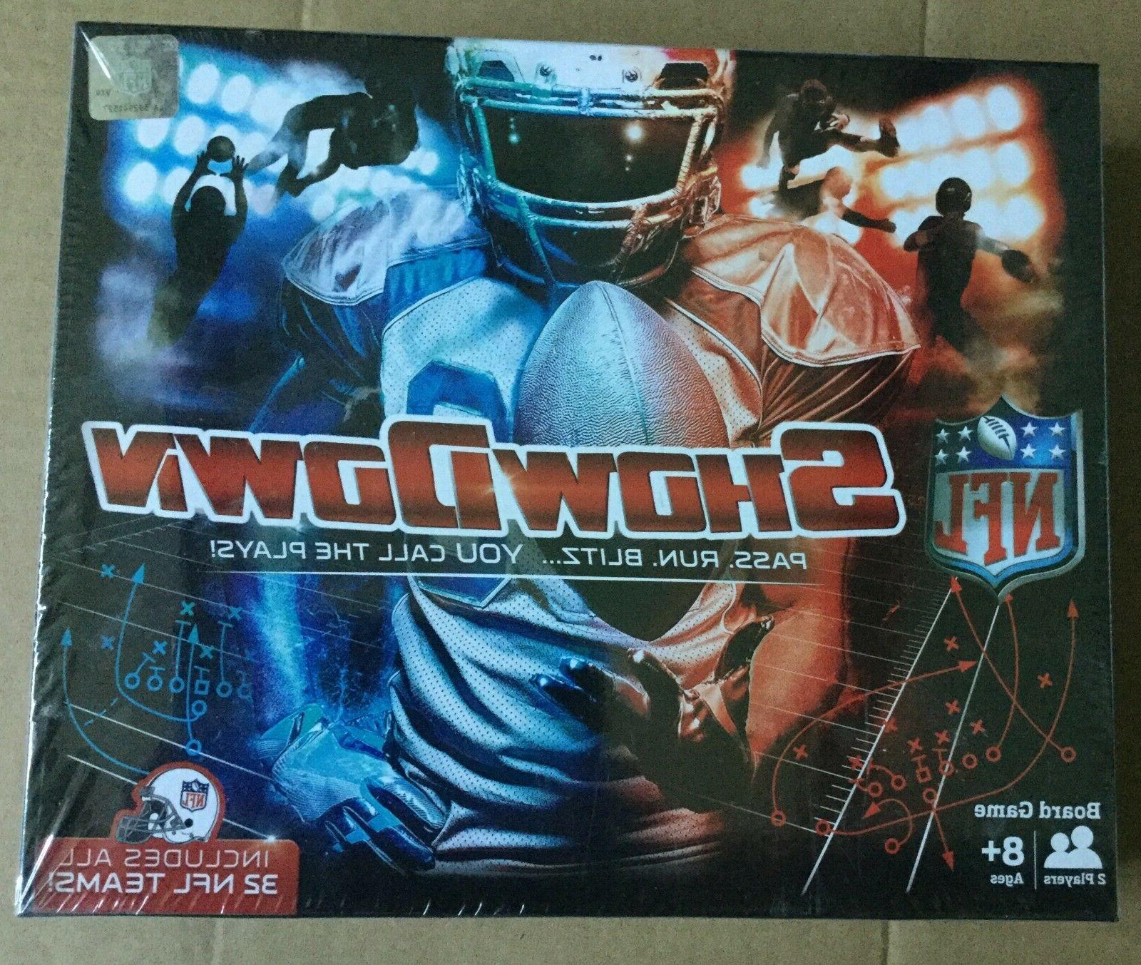 Buffalo Games NFL Board