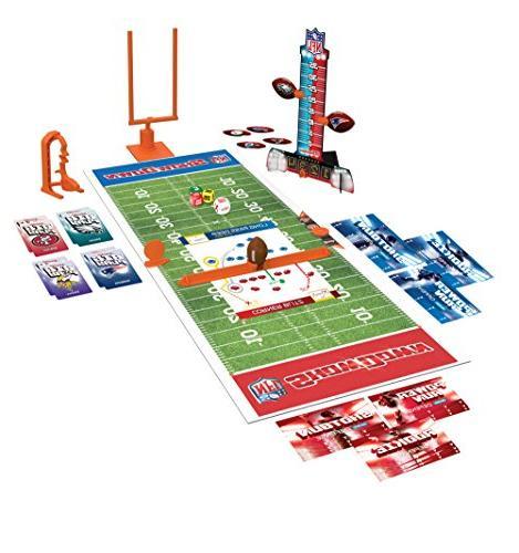Buffalo Games NFL SHOWDOWN Run. Blitz... Call Plays!