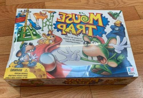 nib unopened mousetrap board game 2004 free
