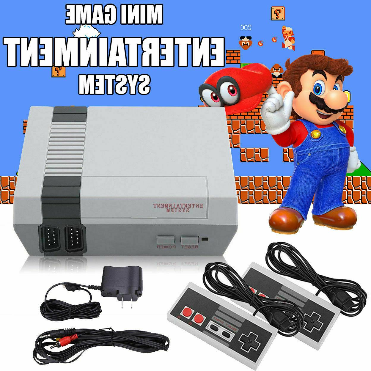 620 Games Built-in Entertainment Mini Classic Game Console w