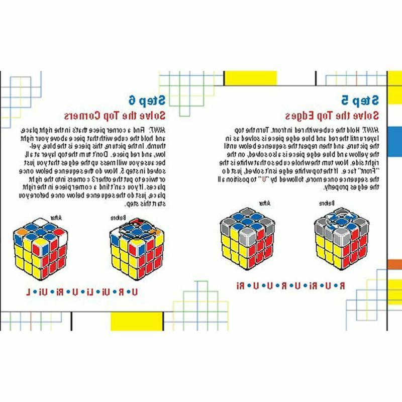 Original Rubik Base Box Kids Toy Games Teaser Official