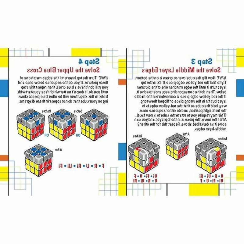 Original Game Base Rubix Box Kids Teaser