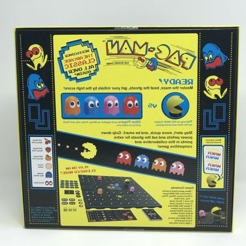 Pac-Man 80's Retro Arcade - Inky Blinky Villainous NEW