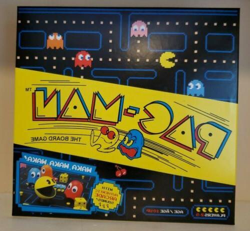 pac man board game 2019 80s retro