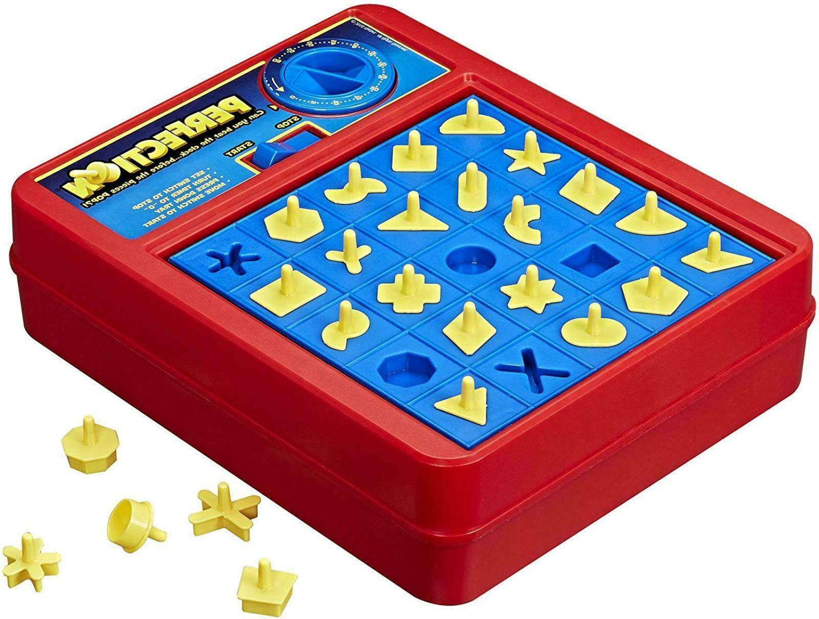 Perfection Game Original Version Play Solo Or With Friends T