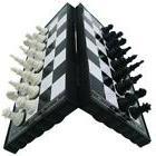 Plastic Folding Magnetic Chessboard Competition Internationa