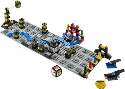 Rare LEGO Games 50003 BATMAN, Retired, Microfigures DC, Villains,