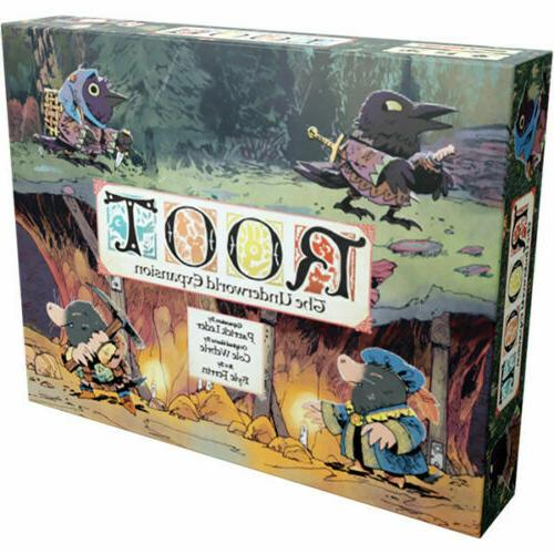 root the underworld expansion board game shrink