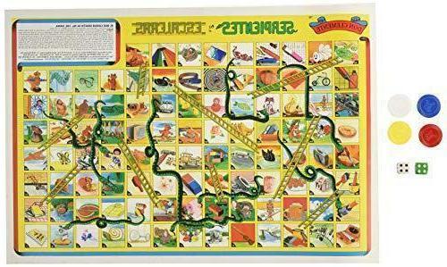 Serpientes Escaleras 3 Mexican Don Clemente El