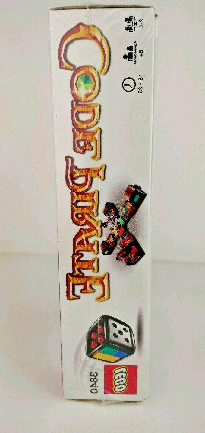 LEGO Set 3840 Pirate Code Factory Game