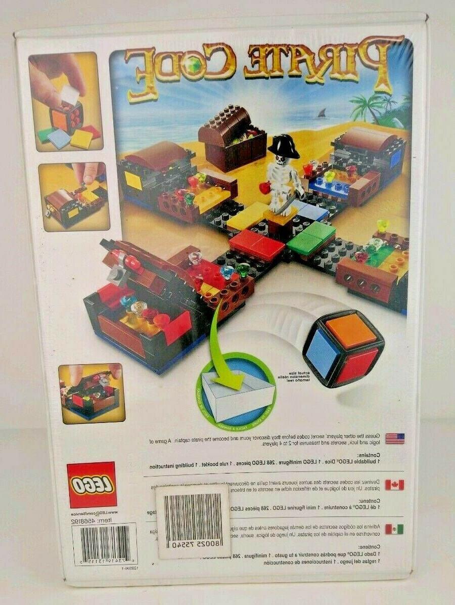 LEGO Code Factory Rare Game