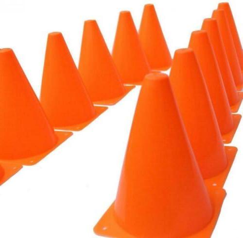 Fun 12 Sport Training Traffic Cones Soccer
