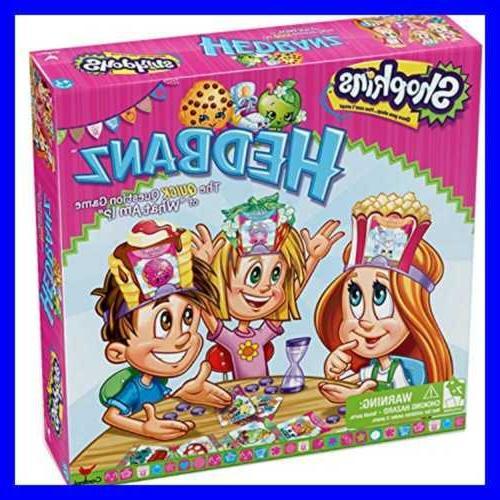 Shopkins Board Game FREE Games