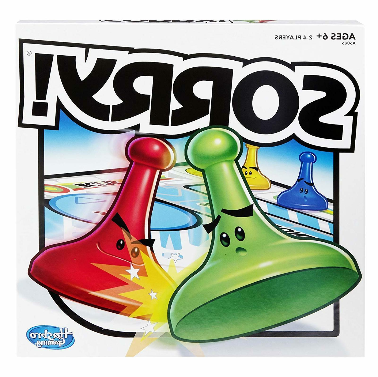 sorry 2013 edition game board game kids