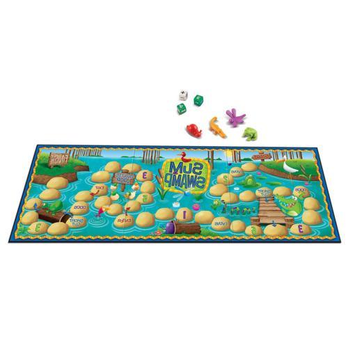 sum swamp game 8 pieces