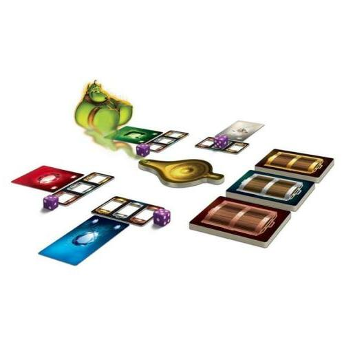 Tales Games Aladdin & Magic Strategy Game IEL51333