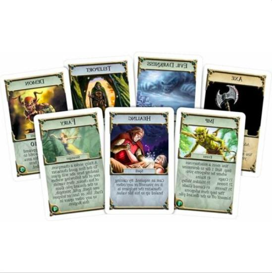 Talisman Board Game 2-6 Players Games Workshop