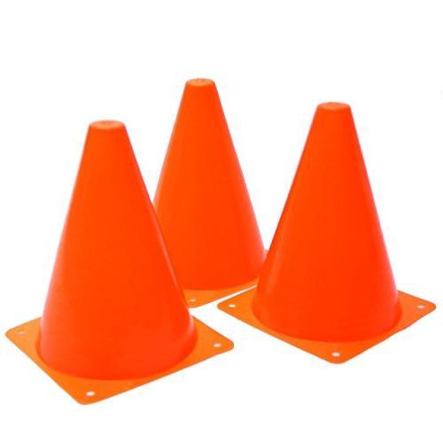 Fun Express 12 Sport Orange Cones Cone